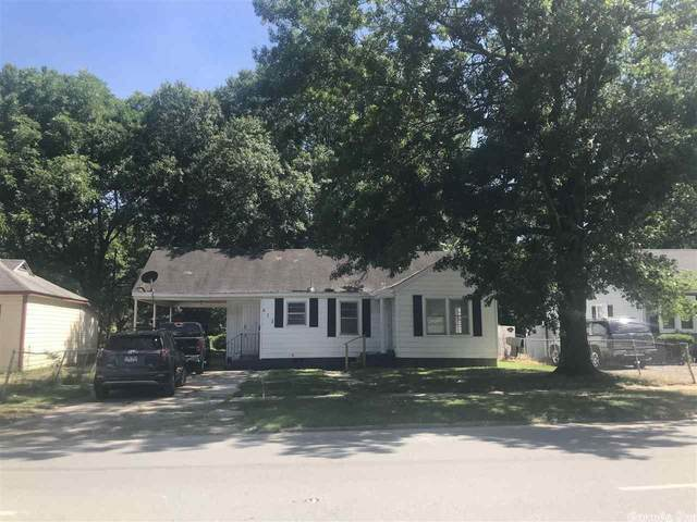 612 W 28 Th., Pine Bluff, AR 71603 (MLS #21021067) :: The Angel Group