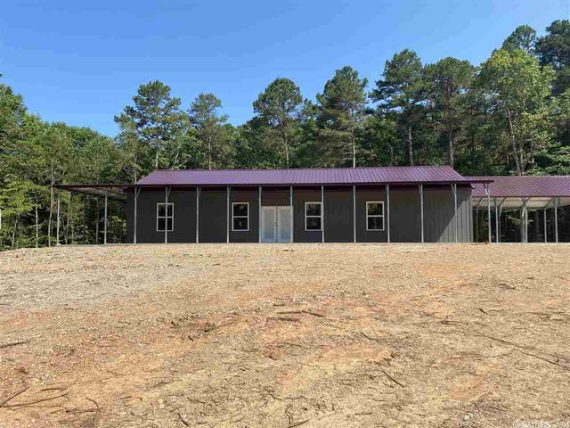 2494 Hwy 8 West, Norman, AR 71960 (MLS #21021099) :: The Angel Group
