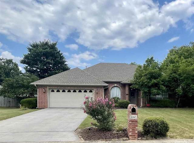 1110 Spatz, Conway, AR 72034 (MLS #21021236) :: The Angel Group
