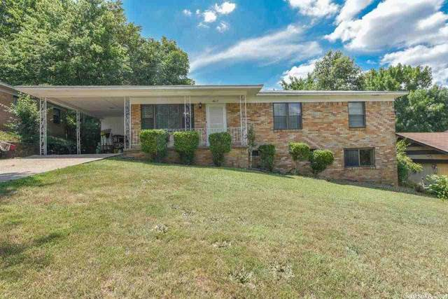 4017 Maple, North Little Rock, AR 72118 (MLS #21021260) :: The Angel Group