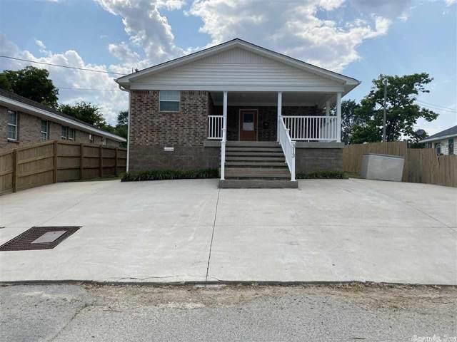 313 Neeley, Benton, AR 72015 (MLS #21021501) :: The Angel Group