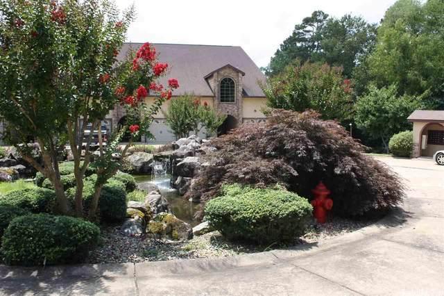 5201 Albert Pike, Hot Springs, AR 71913 (MLS #21021510) :: The Angel Group