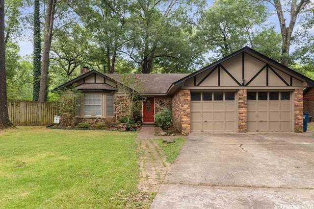 24 Forrest, Conway, AR 72034 (MLS #21021515) :: The Angel Group