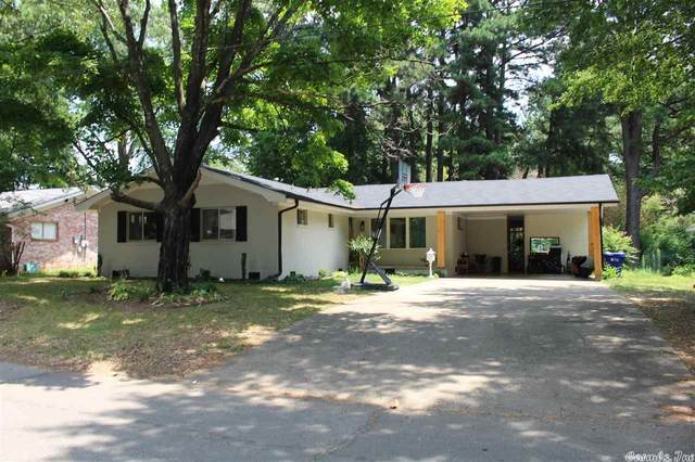 16 Stagecoach, Conway, AR 72034 (MLS #21021583) :: The Angel Group