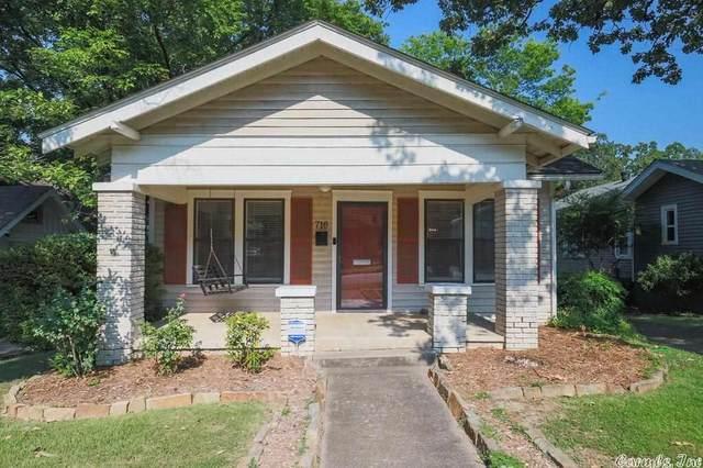 716 N Monroe Street, Little Rock, AR 72205 (MLS #21021593) :: The Angel Group