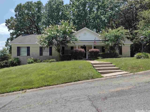 7401 Briarwood, Little Rock, AR 72205 (MLS #21021626) :: The Angel Group