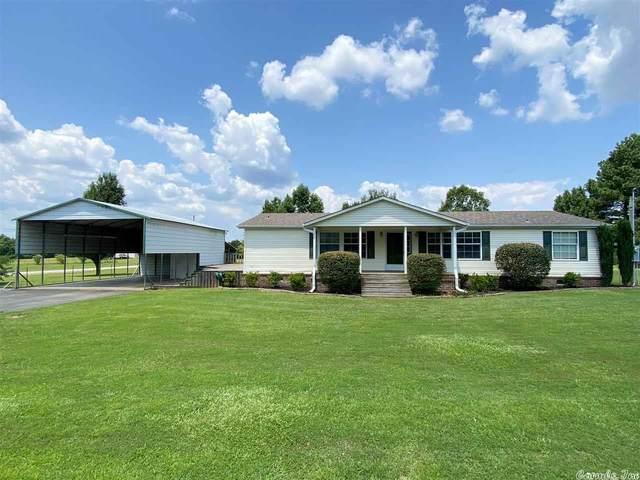 132 Oakdale Church, Judsonia, AR 72081 (MLS #21021683) :: The Angel Group