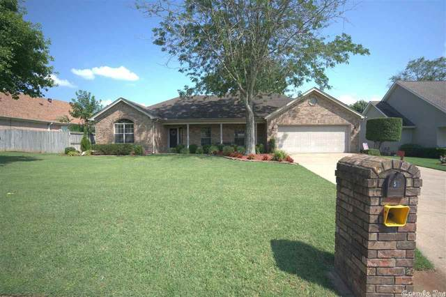 56 Country Village, Cabot, AR 72023 (MLS #21021725) :: The Angel Group