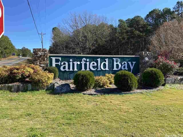157 Doubles Dr & Set Fairfield Bay, Fairfield Bay, AR 72088 (MLS #21021765) :: The Angel Group
