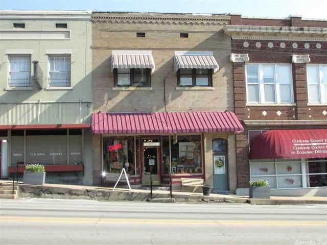 304 W Main, Heber Springs, AR 72543 (MLS #21021766) :: The Angel Group