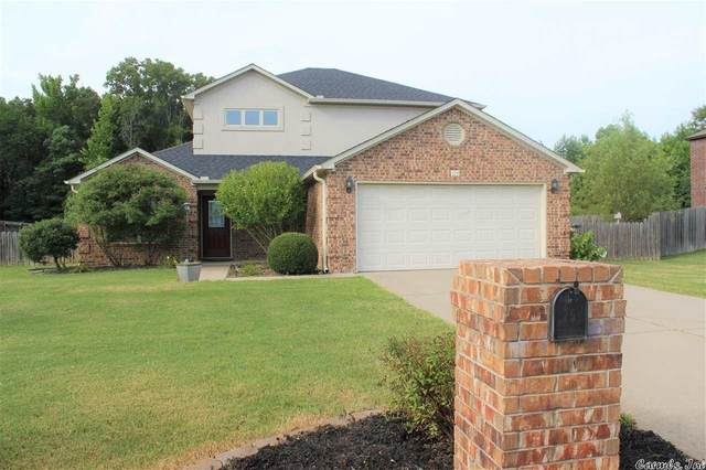 75 Earnhardt Circle, Cabot, AR 72023 (MLS #21021784) :: The Angel Group