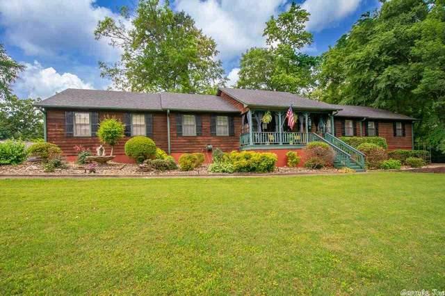 890 Breckenridge, Benton, AR 72019 (MLS #21021847) :: The Angel Group