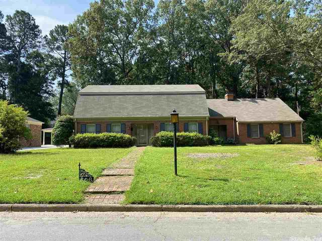606 W 34th, Pine Bluff, AR 71603 (MLS #21021871) :: The Angel Group