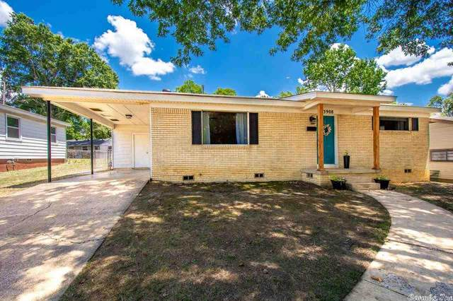 3908 Virginia Drive, North Little Rock, AR 72118 (MLS #21021980) :: The Angel Group