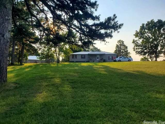 2228 S 1st, Oxford, AR 72565 (MLS #21021981) :: The Angel Group