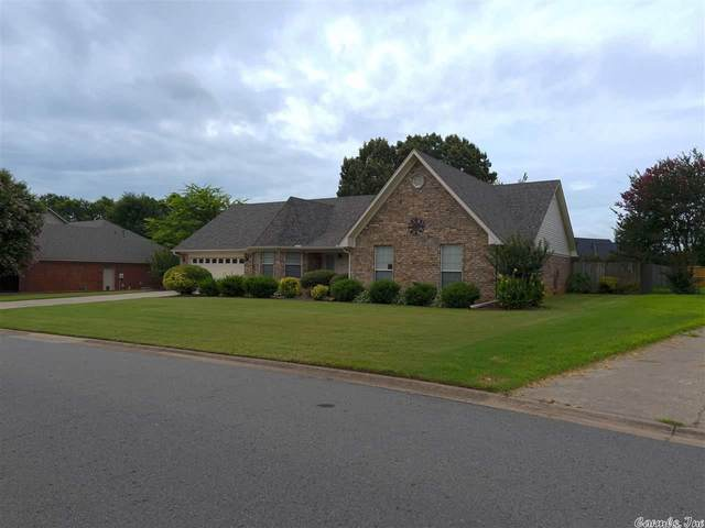 2535 Marie Drive, Conway, AR 72034 (MLS #21022060) :: The Angel Group