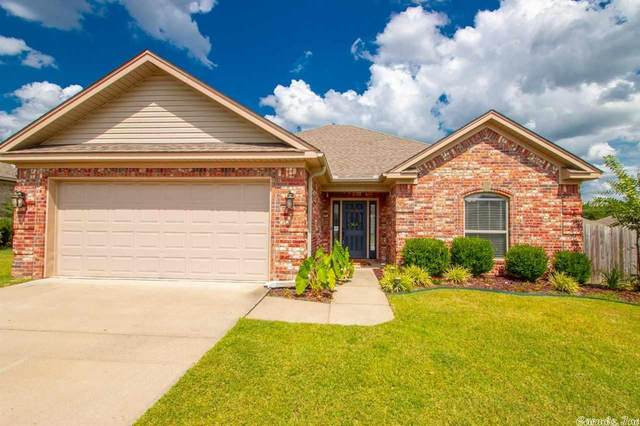 509 Rolling Creek, Austin, AR 72007 (MLS #21022124) :: The Angel Group