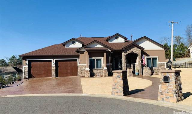 129 Copper Mountain, Hot Springs, AR 71913 (MLS #21022201) :: The Angel Group
