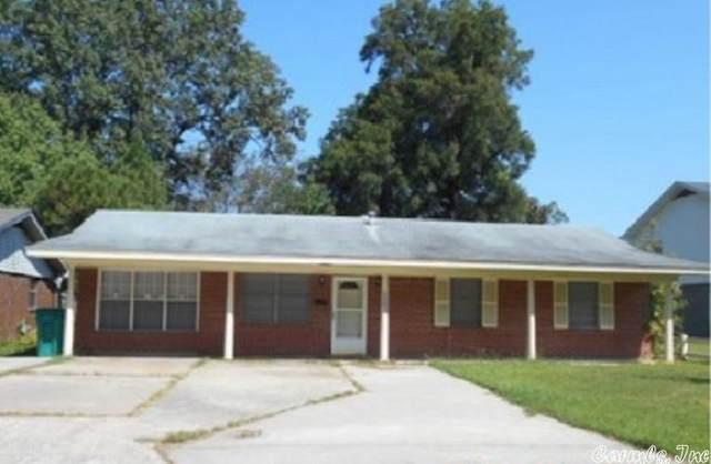1205 W 34, Pine Bluff, AR 71603 (MLS #21022244) :: The Angel Group