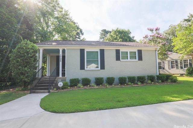 1725 Pine Valley, Little Rock, AR 72207 (MLS #21022303) :: The Angel Group