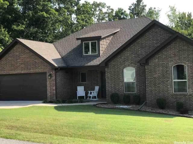 6408 Blackstone, Benton, AR 72019 (MLS #21022322) :: The Angel Group