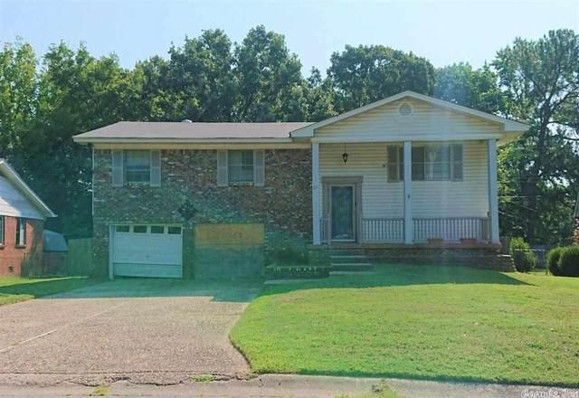 63 Warwick Road, Little Rock, AR 72205 (MLS #21022335) :: The Angel Group