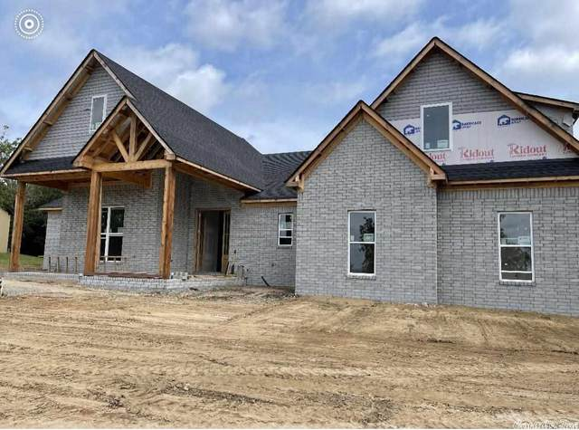 220 Grandview Heights, Conway, AR 72032 (MLS #21022416) :: The Angel Group