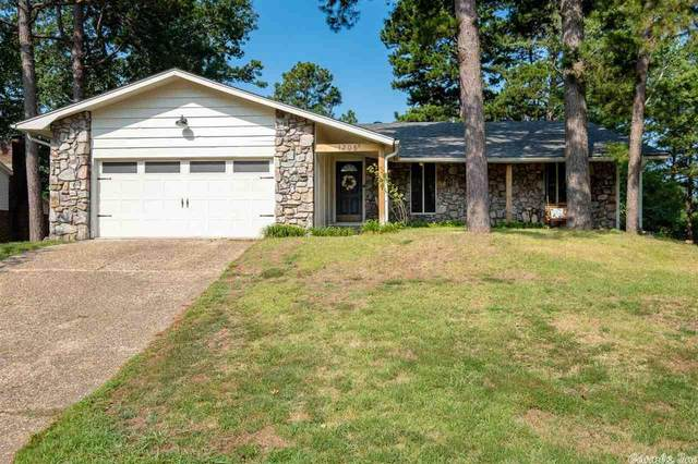 1706 Shumate, Little Rock, AR 72212 (MLS #21022483) :: The Angel Group