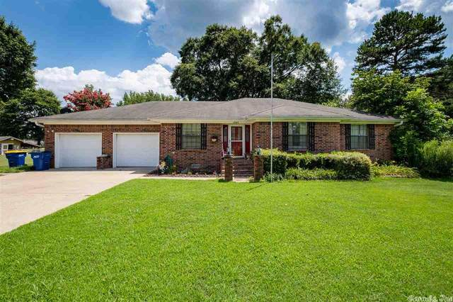 1205 Eastern, Cabot, AR 72023 (MLS #21022629) :: The Angel Group