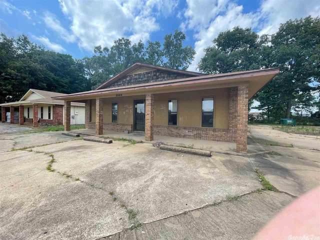2904 King, Jonesboro, AR 72401 (MLS #21022679) :: The Angel Group