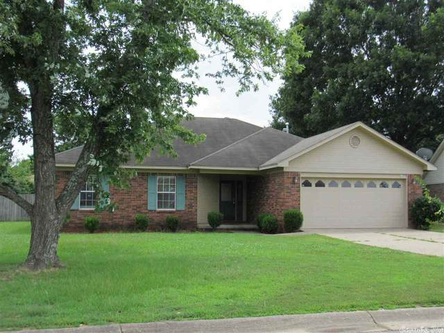 611 Northaven, Jacksonville, AR 72076 (MLS #21022700) :: The Angel Group