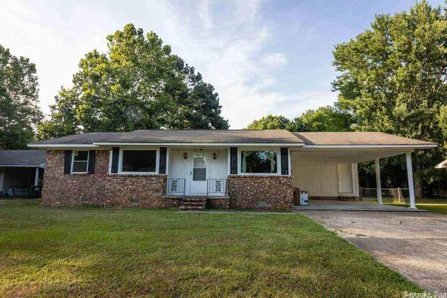 1808 Goff, Beebe, AR 72012 (MLS #21022713) :: The Angel Group