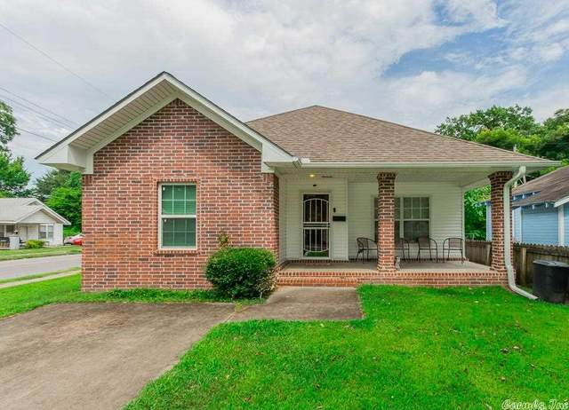 1524 Marion, North Little Rock, AR 72114 (MLS #21022774) :: The Angel Group