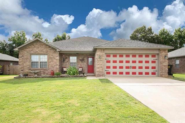 25 Cottonwood, Ward, AR 72176 (MLS #21022776) :: The Angel Group