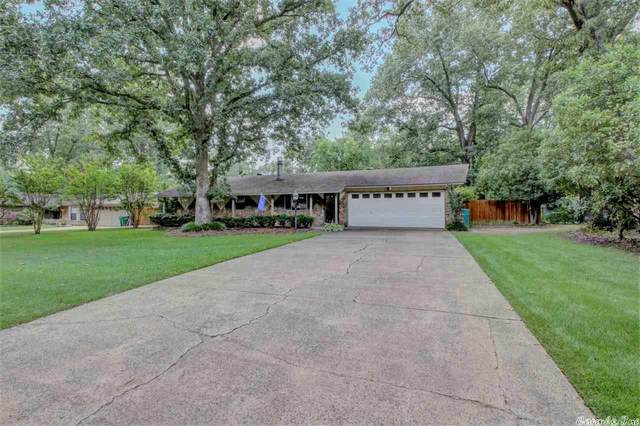 25 Arbor Oaks, Sherwood, AR 72120 (MLS #21022914) :: The Angel Group