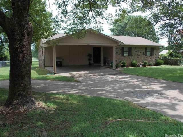 607 Meadow Circle, Beebe, AR 72012 (MLS #21023062) :: The Angel Group