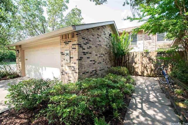24 Wickford Lane, Little Rock, AR 72212 (MLS #21023084) :: The Angel Group