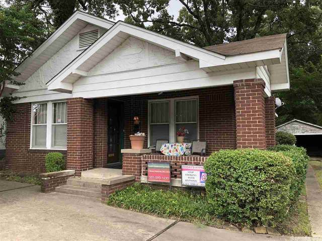 2116 Main, North Little Rock, AR 72114 (MLS #21023087) :: The Angel Group