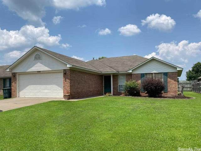 4500 Graham, Conway, AR 72034 (MLS #21023251) :: The Angel Group