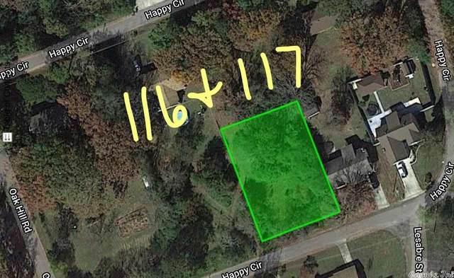 116 Happy Circle, Hot Springs, AR 71913 (MLS #21023342) :: The Angel Group