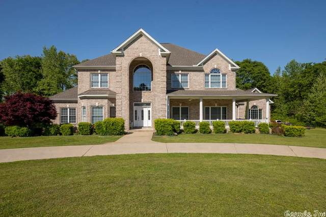 15014 Childress, Bauxite, AR 72011 (MLS #21023424) :: Liveco Real Estate