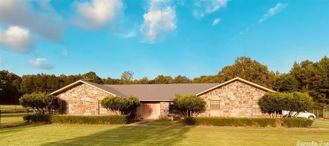 9025 Old Warren Road, Pine Bluff, AR 71603 (MLS #21023597) :: The Angel Group