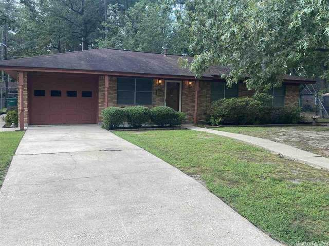 2710 Sherwood Forest, Pine Bluff, AR 71603 (MLS #21023629) :: The Angel Group