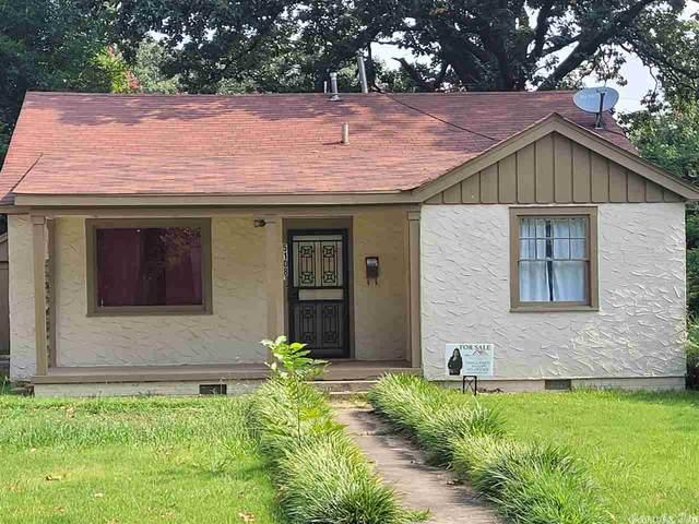 5108 W 30, Little Rock, AR 72204 (MLS #21023654) :: The Angel Group