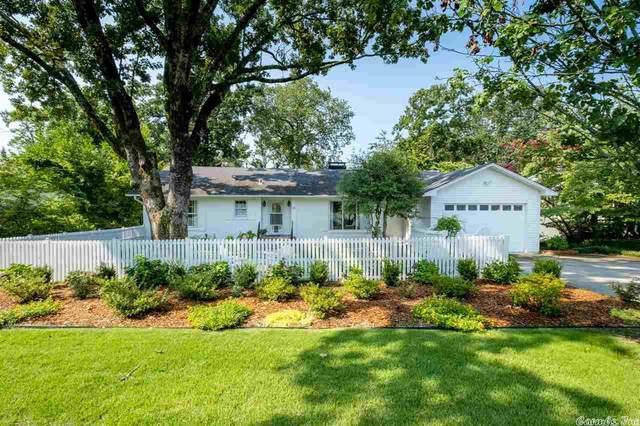 10 Blue Ridge, Little Rock, AR 72207 (MLS #21023946) :: The Angel Group