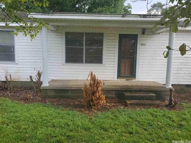 1224 Jackman Street, Benton, AR 72015 (MLS #21023968) :: United Country Real Estate