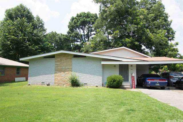 306 Roosevelt, Forrest City, AR 72335 (MLS #21024067) :: The Angel Group