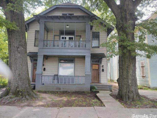 1406 S State, Little Rock, AR 72202 (MLS #21024155) :: The Angel Group