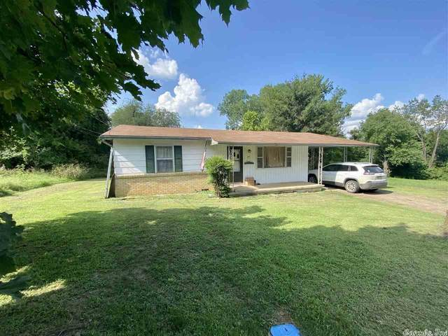 121 W Court, Melbourne, AR 72556 (MLS #21024159) :: The Angel Group