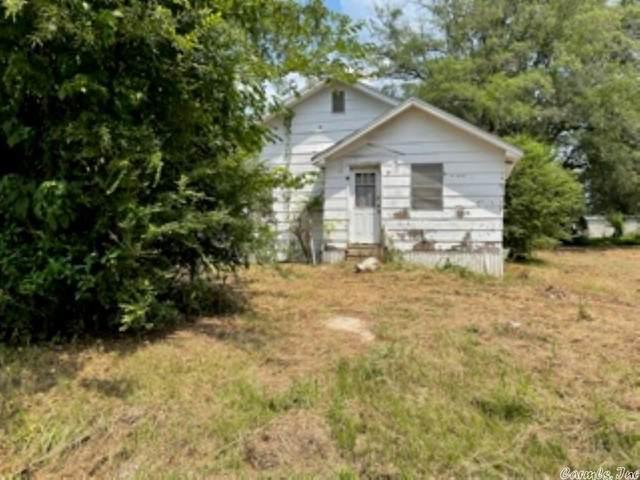2407 Reed Street, Pine Bluff, AR 71601 (MLS #21024328) :: The Angel Group